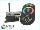 Centralina RGB 2,4G Full Color Controller RF Wireless 12V 24V 24